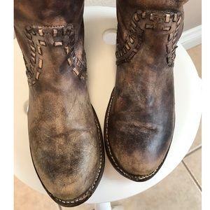 VTG Frye boots